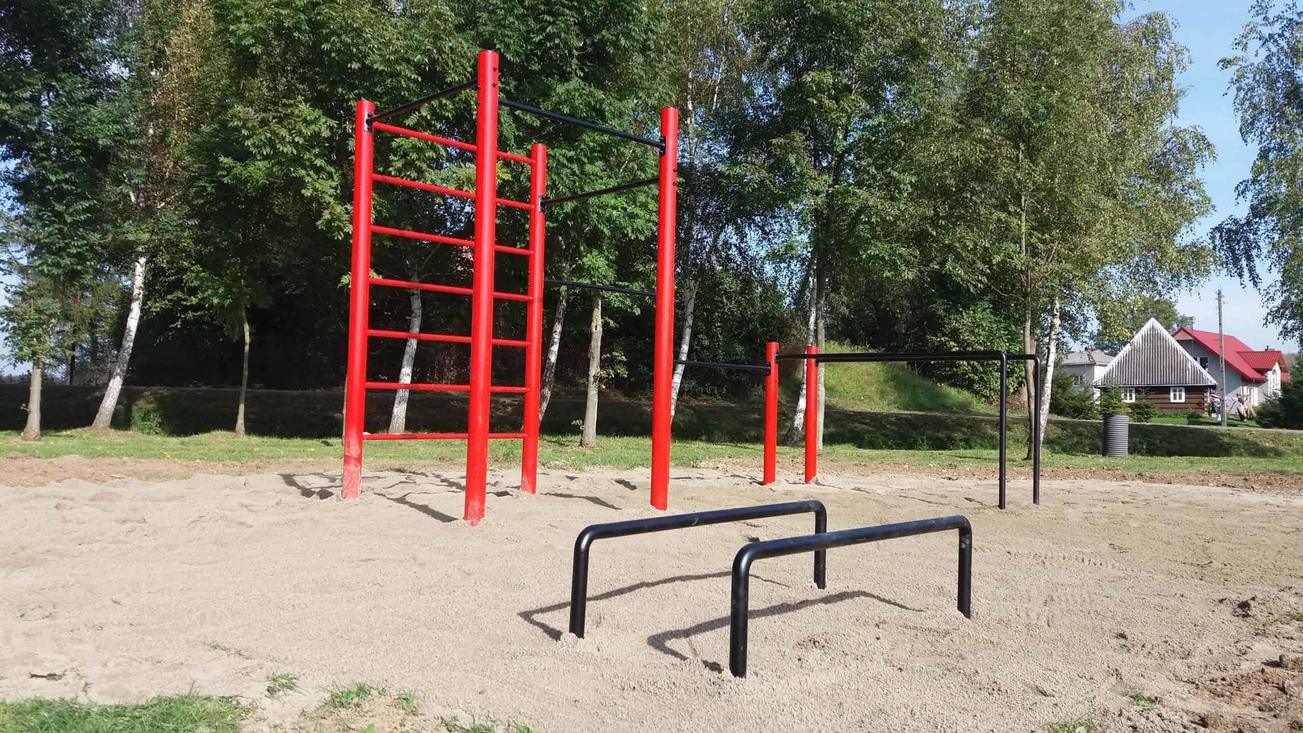 park do ćwiczeń